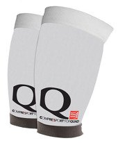 Opaski Compressport Quad White