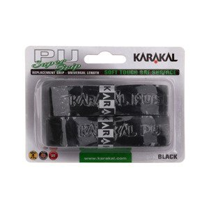 Owijka Karakal PU Twin Pack Black