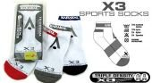 Skarpety Karakal X3 Trainer Technical Socks