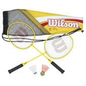 Zestaw Wilson Badminton All Gear Kids 3