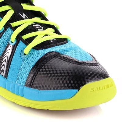 Buty Salming RACE R1 CYAN/FLY