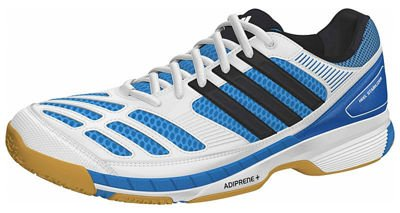 Buty do badmintona Adidas BT Feather Blue 2015