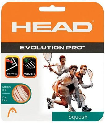 Naciąg Head Evolution Pro Biały 1,30mm