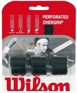 Owijki Wilson Perforated Overgrip