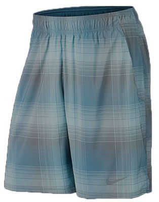 Spodenki NIKE Gladiator 10 Plaid Short 596607-320