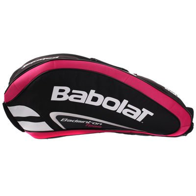 Thermobag Babolat BADMINTON TEAM LINE X4 PINK