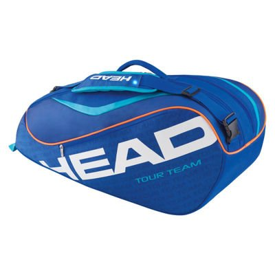 Torba Head Tour Team Combi Blue/Blue 2016