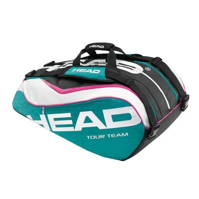 Torba Head Tour Team Monstercombi Turquoise/White
