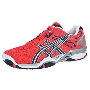 Asics WOMEN'S GEL-RESOLUTION 5 2157 Red/Black