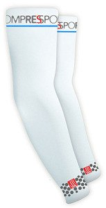 Compressport ArmForce Armsleeve White