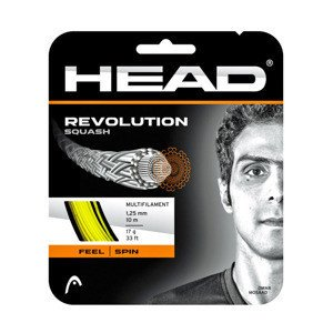 Head REVOLUTION Squash 1,25 mm