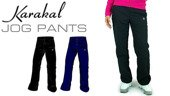 Karakal Ladies Jog Pant Black