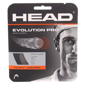 Naciąg Head Evolution Pro Czarny 1,21 mm