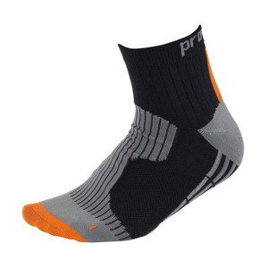Skarpety Pro's Pro Running Socks Black