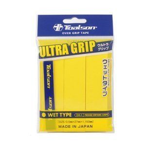 Toalson Ultra Grip Yellow