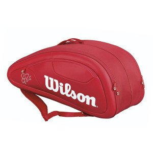 Wilson Federer Team 12PK Bag Red