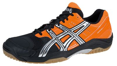Asics GEL-SQUAD 3093 Black/Orange