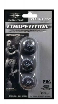 Dunlop Competition 3 Pack