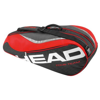 Head Tour Team Combi Black/Red 2016