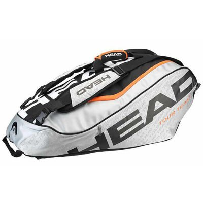 Head Tour Team Supercombi Silver/Black