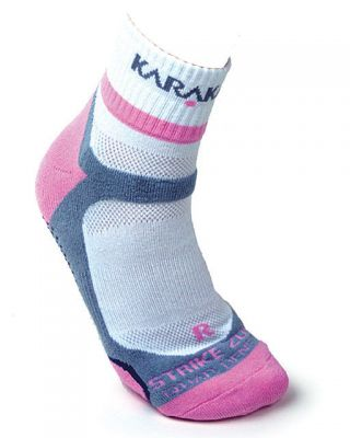 Karakal X4 Ankle Technical Sport Socks Pink