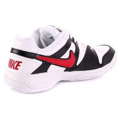 Nike CITY COURT VII White/Black