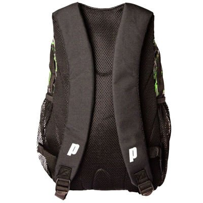 Prince Team Backpack BLACK/GREEN 2016