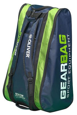Thermobag Oliver GearBag Granatowo-Zielony