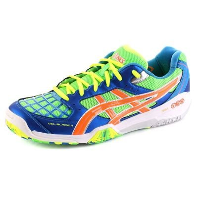 Asics GEL BLADE 4 7030 | SQUASH  Shoes  Asics BADMINTON