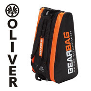 Oliver GearBag Schwarz/Orange