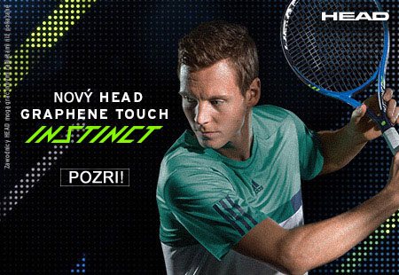 HEAD Graphene Touch Instinct SVK