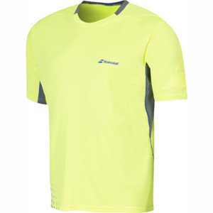 Babolat Crew Neck Performance YELLOW