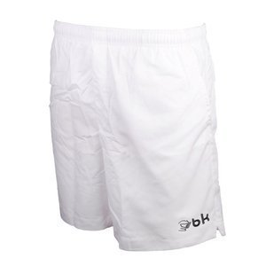 Black Knight Microfibre Shorts White