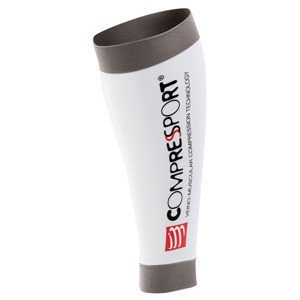 Compressport Calf R2 UR2 White