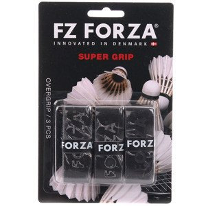 Forza Super Grip Black 3 pcs.