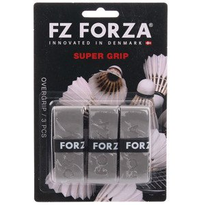 Forza Super Grip Grey 3 pcs.