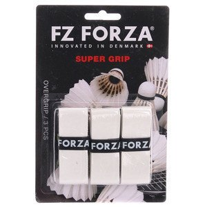 Forza Super Grip Neon White 3 pcs.