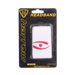 Harrow Headband White