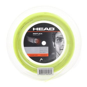 Head REFLEX Squash 1,10 mm yellow 110 m