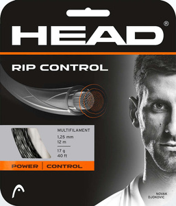 Head RIP Control Black 17g 1,2 mm 12m
