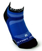 Karakal X4 Trainer Technical Sport Socks Blue