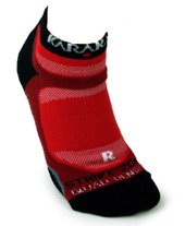 Karakal X4 Trainer Technical Sport Socks Red