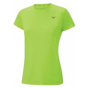 Mizuno Impulse Core Tee Yellow
