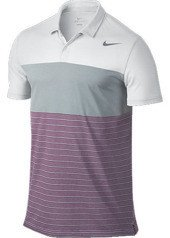 NIKE Dri-Fit Touch Stripe Polo 598146-100