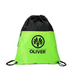 Oliver Gym Sack Black/Neongreen