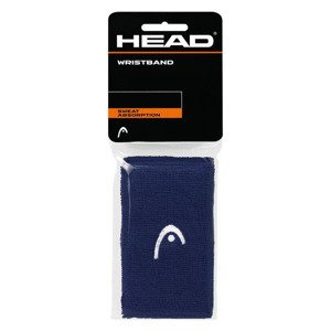Wristband Head 5' Navy 2 pcs