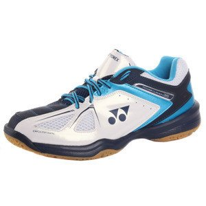 Yonex POWER CUSHION 35 White/Sky Blue