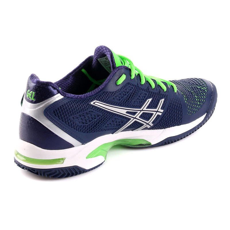 asics gel solution speed 2 clay 5093 tennis shoes. Black Bedroom Furniture Sets. Home Design Ideas