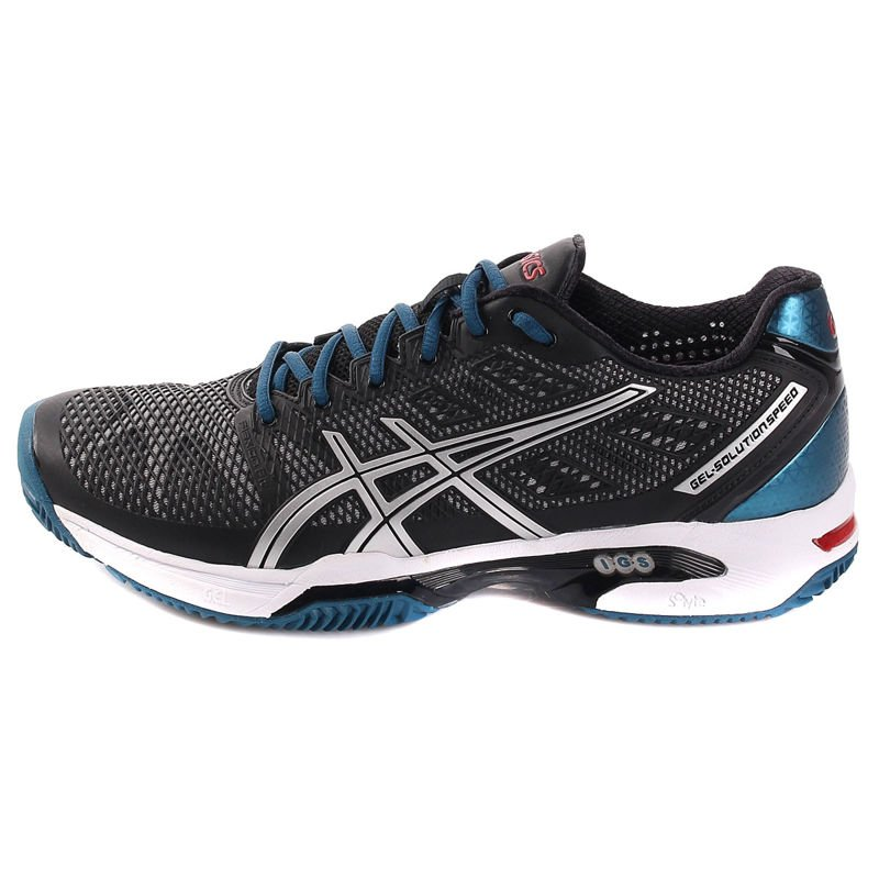 asics gel solution speed 2 clay 9993 tennis shoes. Black Bedroom Furniture Sets. Home Design Ideas
