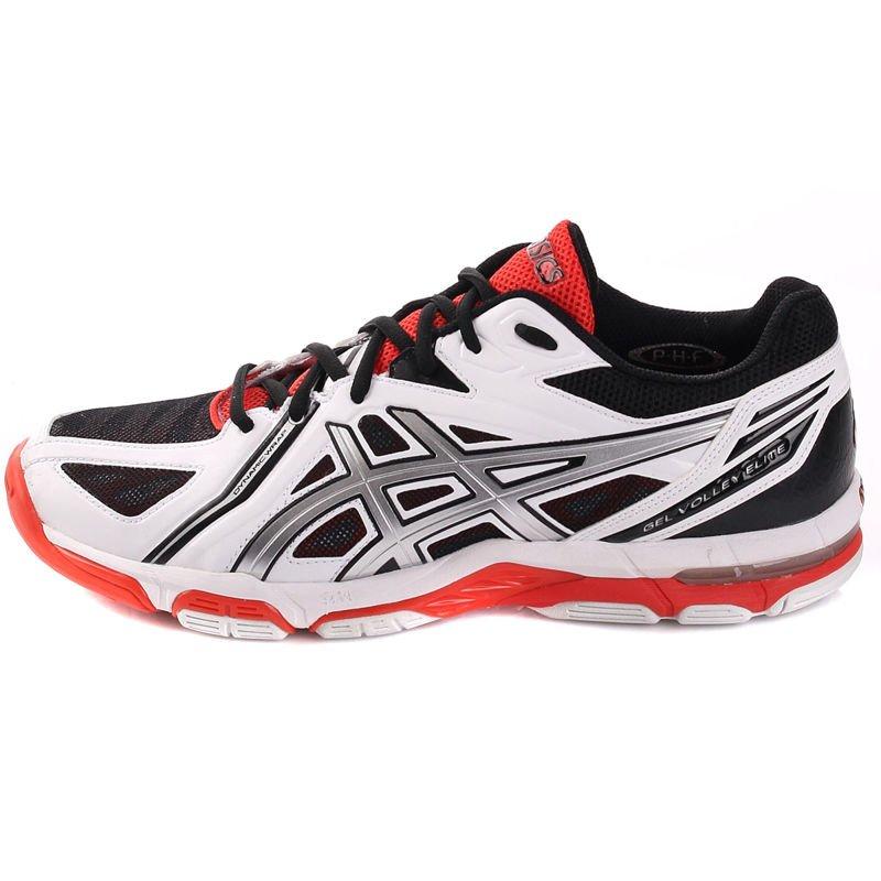 asics gel volley elite 3 0193 squash shoes asics. Black Bedroom Furniture Sets. Home Design Ideas